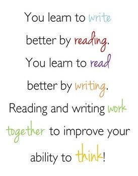 read write quote