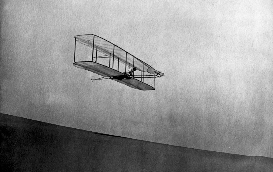 wright brothers glider 1902